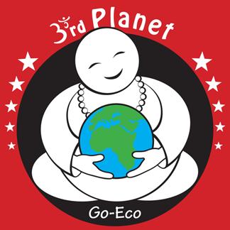 3rd Planet Yoga Logo